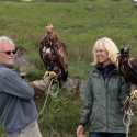 Guest on an Eagle Experience